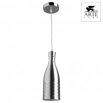 Светильник (Люстра) Arte Lucido A4082SP-1SS