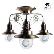Светильник потолочный Arte Sailor A4524PL-3AB