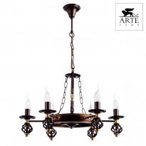 Светильник (Люстра) Arte Cartwheel A4550LM-6CK