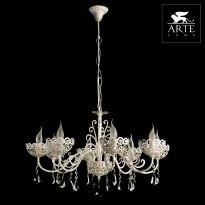 Светильник (Люстра) Arte Fleece A4554LM-8WG