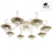 Светильник потолочный Arte Lanterna A4579PL-8WG