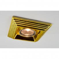 Светильник точечный Arte Plaster A5249PL-1GO