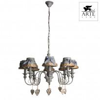 Светильник (Люстра) Arte Fattoria A5290LM-8RI