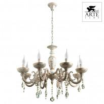 Светильник (Люстра) Arte Dubai A5335LM-8WG