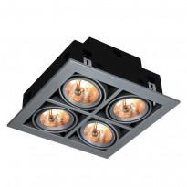 Светильник точечный Arte Gardani A5930PL-4SI