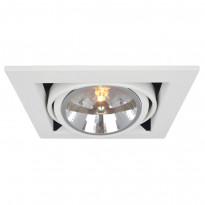 Светильник точечный Arte Gardani A5935PL-1WH