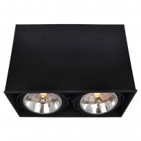 Светильник точечный Arte Gardani A5936PL-2BK