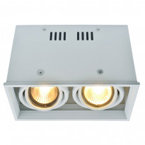 Светильник точечный Arte Gardani A5942PL-2WH