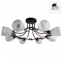 Светильник потолочный Arte Swirls A6253PL-8BA