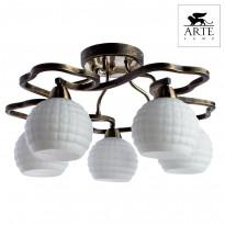 Светильник потолочный Arte Lana A6379PL-5GA
