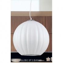 Светильник (Люстра) Crystal Lux GLOBO SP 3 BIANCO