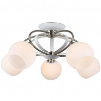 Светильник потолочный Arte Elisse A6342PL-5WG