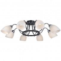 Светильник потолочный Arte Fiorentino A7144PL-8BK