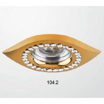 Светильник точечный Crystal Lux 104.2