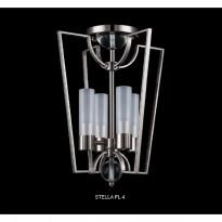 Светильник потолочный Crystal Lux STELLA PL 4