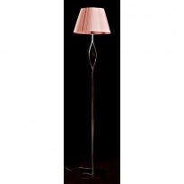 Лампа напольная Brizzi BL03203/1 Chrome Pink