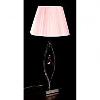 Лампа настольная Brizzi BT03203/1 Chrome Pink