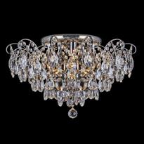 Светильник потолочный Crystal Lux CONTESSA PL6 CHROME