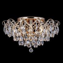 Светильник потолочный Crystal Lux CONTESSA PL6 GOLD