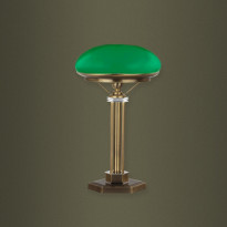 Лампа настольная Kutek Decor DEC-LG-1(P)GR