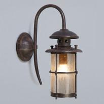 Уличный настенный светильник LArte Luce Battista L70981.07