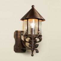 Уличный настенный светильник LArte Luce Messina L71321.28