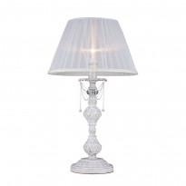 Лампа настольная Maytoni Elegant 10 ARM305-22-W