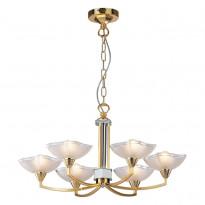 Светильник (Люстра) N-Light 199-06-32 Gold + Chrome