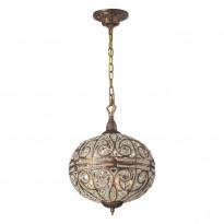 Светильник (Люстра) N-Light 5962/4+4 Spanish Bronze