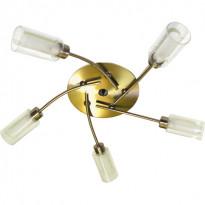 Светильник потолочный N-Light C3159 AB.5 Antique Brass