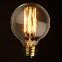 Ретро лампа накаливания (шар) Loft It E27 60W 220V G8060