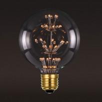 Ретро лампа светодиодная (шар) Loft It Led E27 3W (соответствует 25Вт) 220V G12547LED