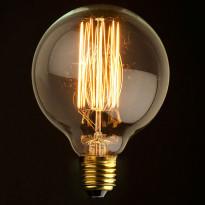 Ретро лампа накаливания (шар) Loft It E27 40W 220V G9540