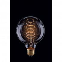 Лампа винтажная шар Voltega 220V G95 E27 60W 210Lm 2800К (теплый белый) 5927