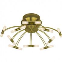 Светильник потолочный N-Light P-813/20 Antique Brass