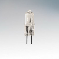 Галогенная лампа Lightstar G4 12V 25Вт 310Lm 2800К (теплый белый) 921022