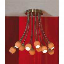 Светильник потолочный Lussole Spilimbergo LSA-3003-10