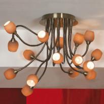 Светильник потолочный Lussole Spilimbergo LSA-3003-16