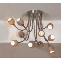 Светильник потолочный Lussole Spilimbergo LSA-3073-10