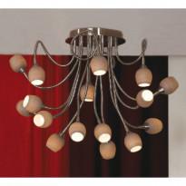 Светильник потолочный Lussole Spilimbergo LSA-3073-16