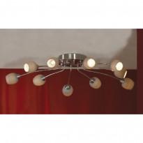 Светильник потолочный Lussole Spilimbergo LSA-3077-10