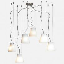 Светильник (Люстра) Lussole Bianco LSC-5603-06