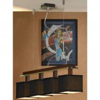 Светильник (Люстра) Lussole Montone LSF-2573-04