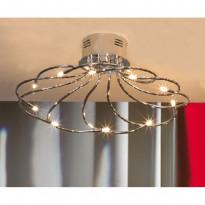Светильник потолочный Lussole Spoleto LSQ-7207-10