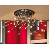 Светильник потолочный Lussole Spoleto LSQ-7217-20