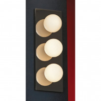 Светильник настенно-потолочный Lussole Malta LSQ-8901-03