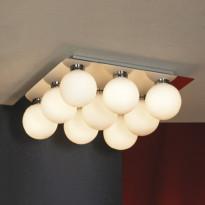 Светильник потолочный Lussole Malta LSQ-8907-09