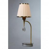 Лампа настольная Brizzi MA 01625 T 001 Bronze Cream