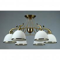 Светильник потолочный Brizzi MA02401CB/006 Bronze