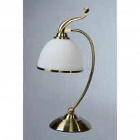 Лампа настольная Brizzi MA02401T/001 Bronze